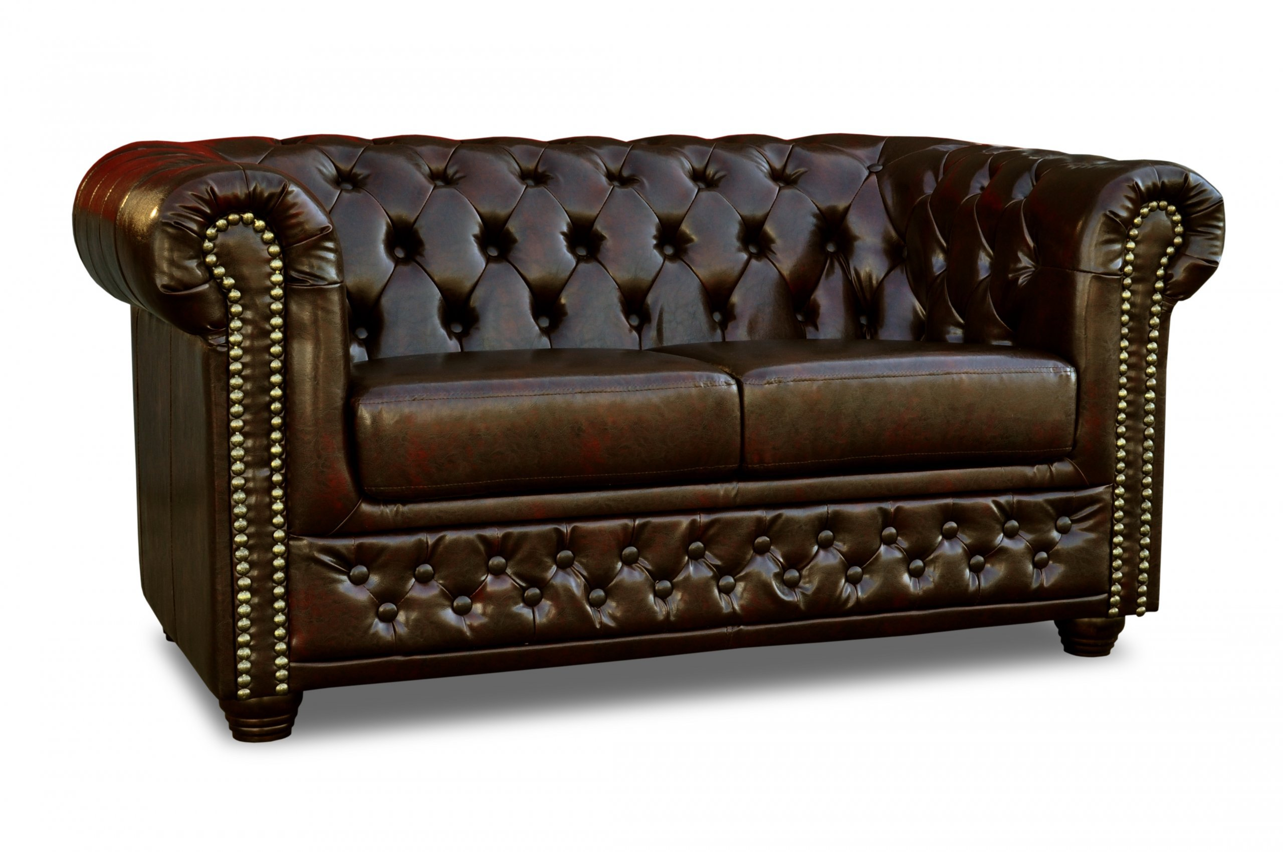 Chesterfield Sofa 3 2er Sitzer Sessel Garnitur Couch